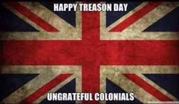 Do They Have The 4th Of July In England Yes They Call It Saturday