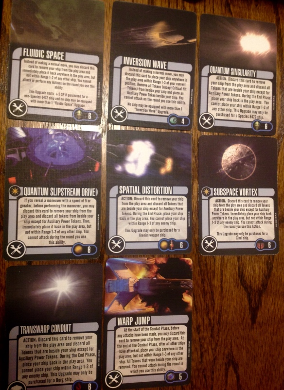 Banned? Whaddaya Mean It's Banned? (A Star Trek Attack Wing Post